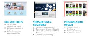 Möglichkeiten zur Monetarisierung von Content in digitalen Produkten (Quelle moresophy GmbH)