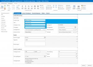 Formulardesigner für Geschäftsanwendungen (SharePoint on-prem & O365)