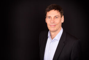 Bild von Jürgen Litz, Geschäftsführer der cobra computer's brainware GmbH